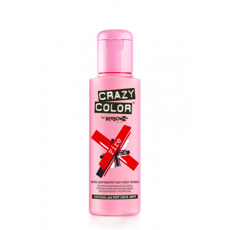 Crazy Color Coloration temporaire 100 ml