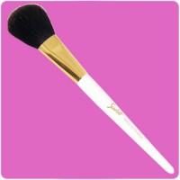 Pinceau blush GM - Chèvre noire