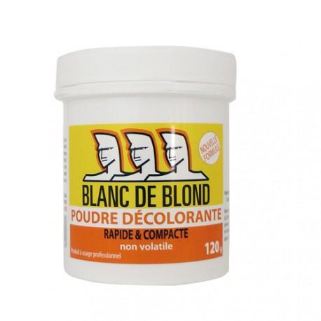 Poudre décolorante Blanche 120 g