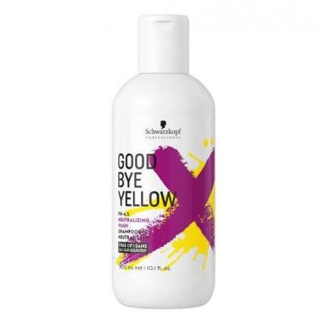 Shampooing Good Bye Yellow 300 ml